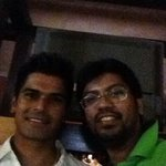 RT @karthi_bluelion: Enjoyed great time with.   @Udhaystalin , #badrinath and #csk team