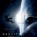 Xclusiv: First teaser poster of Warner's #Gravity. Releases 4 October 2013 http://t.co/7GgfmjSt25