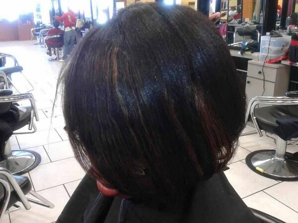 Sew in bye Charlo http://t.co/HxBDlS6RSi
