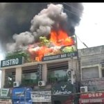 Fire in Ludhiana's Gumar Mandi restaurant:  4 fire engines on spot, fire reported to be under control