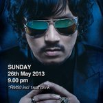 "All the best FT!!😘 ""@Jenn_Thompson: PENANG TOMORO May26, 2013 @faizal_tahir LIVE! at @HardRockCafe Penang 9pm http://t.co/Zn2mLSOAYl"""