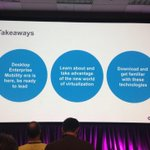 RT @virtual_patrick: Takeaways from the desktop CTO division #CitrixSynergy http://t.co/fGmHvIBVri