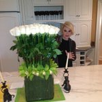 RT @Joan_Rivers: I got gorgeous flowers from KG. If she was older, Jewish, a Dr & a man I would happily marry her!