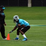 #Panthers RB @KBDeuce4 working hard. http://t.co/IrNHxCqb4X