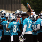 """@Panthers: #Panthers Brotherhood. #KeepPounding http://t.co/hwGA45SBiD"" its gunna be a great season #KeepPounding"