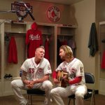 "Coming soon to a stadium near you. MT @Reds:Mat Latos and Bronson Arroyo present ""The season of the #whiff"" @HSforMen http://t.co/rhWZVXlufi"
