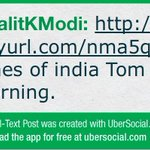 http://t.co/5D9m8v64oL times of india Tom morning.