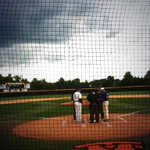 Storms abrewin as we start Game 2. @SBASeahawks #bcbstspringfling http://t.co/rOFRj32HzL