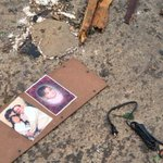 RT @CeciliaVegaABC: Pictures scattered everywhere #oklahoma
