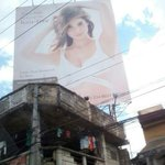 RT @CZERENUH: billboard along ayala road. @annecurtissmith for @Belo_Essentials @VickiBelo. :-) #SpotAnne