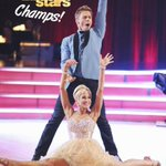 RT @countrymusic: Congrats @kelliepickler and @derekhough - season 16 #DWTS CHAMPIONS! http://t.co/NF9pqKYiHD