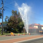 RT @TenNewsPerth: Burst water main on the corner of Flinders St and Morley Dr #perthtraffic http://t.co/Ac8rsgGpbo
