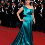 Aishwarya Rai Bachchan at the premiere of Cleopatra at Cannes.  #CelebrityPasswords