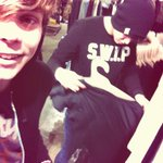 Shopping shenanigans with @Calum5SOS & @Ashton5SOS, we love you guys!!! X http://t.co/A1O5kGUykz