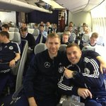 bfg! RT @Podolski10: On our way to Miami :)) Auf dem weg nach Miami   Poldi http://t.co/r03uzdgUbj
