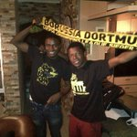 "BvB all the way ""@ThatBoyNdeu: My homes @Daty_Dope - @BVB quarterFinal #championsleague #Dortmund -Match victory. http://t.co/4wLXE4yApA"""