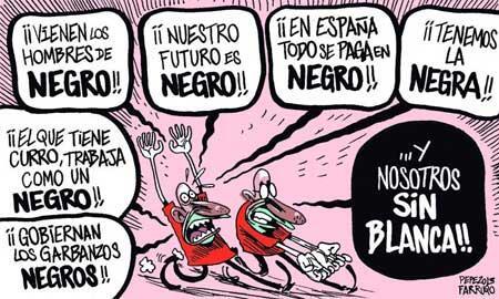 """#España: """"Y nosotros sin blanca""""... http://t.co/UXhOrF2eBO"""