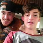 "U,u ""@GreysonChanceU: PHOTO - Greyson Chance in Bali with rapper friend Matt Colwell - #YoYoYo - http://t.co/xubdztrbcG"""