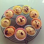 Muffins Time 😋 http://t.co/4REDkZEftF