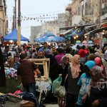 #UNSMIL Photo: A crowded scene from the #Tripoli market #IasonAthanasiadis. #Libya #Tripoli #UN_in_Libya http://t.co/nIc08vJwK2
