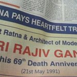 LMAO!! :D RT@sureshnakhua Wah Congi Wah - So Rajiv Gandhi died 69 yrs ago via @ashishaima http://t.co/XH1ga6VkpA