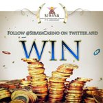 """@SibayaCasino: Follow us and you could be up by R10 000. http://t.co/2RwciO1iUd""  Dont need to ask twice :) followed."