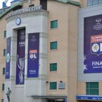 RT @chelseafc: Preparations for the #UWCL final tomorrow night at Stamford Bridge are underway... http://t.co/M83AQvFy2t