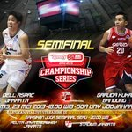 RT @nblindonesia: ARE YOU READY TODAY FOR #SemifinalSpeedyNBL #ChampionshipSeries?! ASP v GRB 6PM || PJE v STD 8PM http://t.co/EQFS1NvTyn