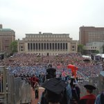 View of #CUcommencement. http://t.co/42sBUKj4Sj