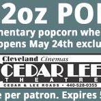 FREE POPCORN!! @CedarLeeTheatre for friends of the ICA. Print this coupon & head to #Renoir at Cedar Lee in May. http://t.co/SEbftvLf7k