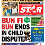 Lol lmaoRT @jamaicastar: Good morning friends!  Take a look at todays STAR. http://t.co/14TdNYLzWg