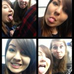 Just found these photos on my phone from this morning... @esthermate_ @MegOnToast http://t.co/RInLTzFP4N