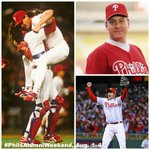 Brad Lidge 2 retire as Phillie, Schilling 2 be inducted into WOF: #PhilsAlumniWeekend, 8/1-4; http://t.co/fCEJAsw5ex http://t.co/2p5Q6vWVoQ