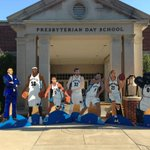 RT @PDSHeadmaster: Wooden #Grizzlies made by @pdsmemphis can be enjoyed by Poplar traffic on Thur @9:00 am. http://t.co/Zcib4x11NV #PDSmem