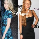 @lindsaylohan Saoirse Ronan Says She 'Could Have Ended Up Like Lindsay Lohan'! http://t.co/JDHwgSmXf8