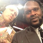 """@NBA: #Birdman RT @SHAQ: Chillin wit da BIRDMAN BIRDMAN http://t.co/7bMjbbaKSS"" @RichMoney72"