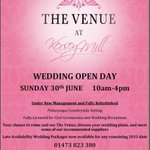 We have a few remaining exhibitor stands for our open day on 30th June - Contact us for more info! http://t.co/cYbFYPXh3h