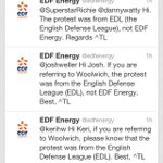 EDF (the energy company) are having a hard time today... http://t.co/MAQfpkHdxC #StupidHumans