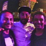 Bumped into a legend last night. Armand Van Helden #Ibizastory @submergemusic @djnawed
