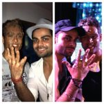 The repercussions of spending your last 2 bdays with @imVkohli ...some things never change!!