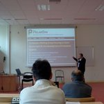 @gblondelle presenting Polarsys : a customer-driven open source project for embedded systems #neptune #eclipse http://t.co/YF7DmkB3du