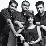 Exclusive: Walkie Talkies with @kjohar25, @ankash1009, Zoya Akhtar and Dibakar Banerjee. -  http://t.co/Mcz8wgdXgJ ::