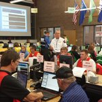 DRILL: scene from Regional Emergency Operations Center #urgentsolidarity http://t.co/8pqC8CLtoU