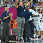 RT @usabasketball This is how we feel also .. four more years w Coach K at the MNT helm!