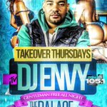 #TakeoverThursdays RT @djenvy: Jersey!!!! Join me tonight!!!! Passaic, NJ... The Palace!!!! Ladies/Hookah/Ciroc!!! http://t.co/d0bhHVuYRZ