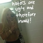 Amanda Bynes Continues Her Hate Against 'Ugly' People; Tweets Borderline Racist Message! http://t.co/arJcfzCn6B http://t.co/ULWOWIESXC