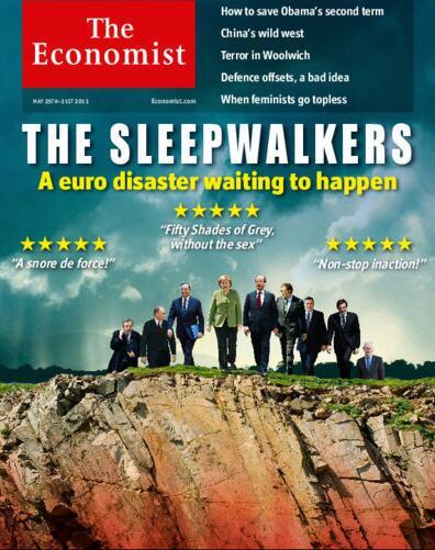 Wirtschaft - Magazine cover