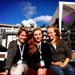 RT @Lisanne_Sanders: The sun creates happy faces @SpringUtrecht ! Chille met @Eefelien en @FrancienEppens http://t.co/k6C2y2pkhu