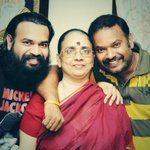 """@dirvenkatprabhu: Happy Mother's Day!!! Love u mom!"