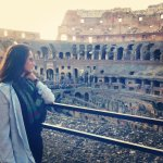At the Colosseum in Rome :) http://t.co/ul3xHzPdvD